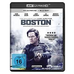 Boston (2016) 4K (4K UHD + Blu-ray) Blu-ray