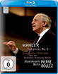 Boulez - Mahler Symphony No. 2 Blu-ray