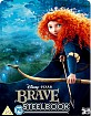 Brave (2012) 3D - Zavvi Exclusive Limited Edition Lenticular Steelbook (Blu-ray 3D + Blu-ray) (UK Import ohne dt. Ton) Blu-ray