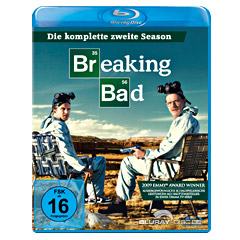 Breaking Bad - Die komplette zweite Staffel Blu-ray