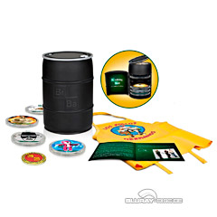 Breaking Bad - The Complete Series (Deluxe Gift Set) (UK Import) Blu-ray