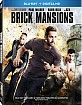 Brick Mansions - Theatrical and Unrated (Blu-ray + UV Copy) (US Import ohne dt. Ton) Blu-ray