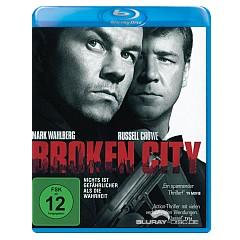 Broken City - Nichts ist gefährlicher als die Wahrheit Blu-ray