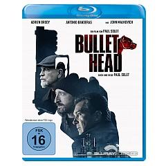 Bullet Head (2017) Blu-ray