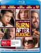 Burn After Reading (AU Import ohne dt. Ton) Blu-ray