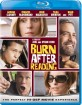 Burn After Reading (CA Import ohne dt. Ton) Blu-ray