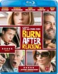 Burn After Reading (DK Import ohne dt. Ton) Blu-ray
