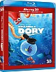 Buscando a Dory 3D (Blu-ray 3D + Blu-ray) (ES Import ohne dt. Ton) Blu-ray