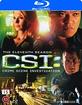 CSI: Crime Scene Investigation: The Complete Eleventh Season (Nordic Edition) (DK Import ohne dt. Ton) Blu-ray