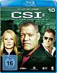 CSI: Den Tätern auf der Spur - Die komplette zehnte Staffel Blu-ray