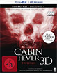 Cabin Fever (1-3) - Trilogie 3D (Blu-ray 3D) Blu-ray