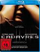 Cadavres Blu-ray