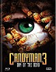 Candyman 3 - Day of the Dead (Limited Mediabook Edition) (Cover A) (AT Import) Blu-ray