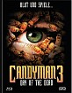 Candyman 3 - Day of the Dead (Limited Mediabook Edition) (Cover B) (AT Import) Blu-ray