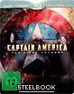 Captain America: Der erste Rächer 3D - Steelbook Edition (Blu-ray 3D + Blu-ray + DVD + Digital Copy) Blu-ray