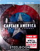 Captain America: The First Avenger 3D - Steelbook (Blu-ray 3D) (NL Import) Blu-ray