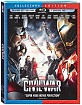 Captain America: Civil War (2015) 3D (Blu-ray 3D + Blu-ray + UV Copy) (US Import ohne dt. Ton) Blu-ray