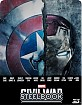 Captain America: Civil War (2015) 3D - Zavvi Exclusive Limited Edition Steelbook (Blu-ray 3D + Blu-ray) (UK Import) Blu-ray