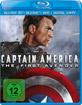 Captain America: Der erste Rächer 3D - Limited 3D Edition (Blu-ray 3D + Blu-ray + DVD + Digital Copy) Blu-ray