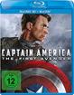Captain America: Der erste Rächer 3D (Blu-ray 3D + Blu-ray) Blu-ray