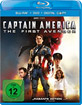 Captain America: Der erste Rächer (Blu-ray + DVD + Digital Copy) Blu-ray