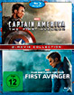 Captain America: The First Avenger + The Return of the First Avenger (Doppelset) Blu-ray