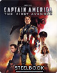 Captain America: The First Avenger - Zavvi Exclusive Limited Edition Steelbook (UK Import) Blu-ray
