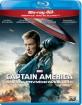 Captain America: Návrat prvního Avengera 3D (Blu-ray 3D + Blu-ray) (CZ Import ohne dt. Ton) Blu-ray