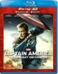 Captain America: Le soldat de l'hiver 3D (Blu-ray 3D + Blu-ray)  Blu-ray