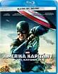 Amerika kapitány: A tél katonája 3D (Blu-ray 3D + Blu-ray) (HU Import ohne dt. Ton) Blu-ray