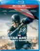 Kapitan Ameryka: Zimowy żołnierz 3D (Blu-ray 3D + Blu-ray) (PL Import ohne dt. Ton) Blu-ray