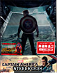 Captain America: The Winter Soldier 3D - Limited Edition Steelbook (Blu-ray 3D + Blu-ray) (HK Import ohne dt. Ton) Blu-ray