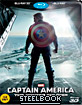 Captain America: The Winter Soldier 3D - Limited Edition Steelbook (Blu-ray 3D + Blu-ray) (KR Import ohne dt. Ton) Blu-ray