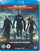 Captain America: The Winter Soldier 3D (Blu-ray 3D + Blu-ray) (UK Import ohne dt. Ton) Blu-ray