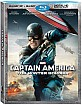 Captain America: The Winter Soldier 3D (Blu-ray 3D + Blu-ray + UV Copy) (Region A - US Import ohne dt. Ton) Blu-ray
