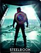 Captain America: The Winter Soldier 3D - Edizione Limitata Steelbook (Blu-ray 3D + Blu-ray) (IT Import) Blu-ray