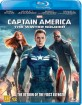 Captain America: The Winter Soldier (SE Import ohne dt. Ton) Blu-ray