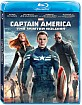 Captain America: The Winter Soldier (US Import ohne dt. Ton) Blu-ray