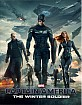 Captain America: The Winter Soldier 3D - KimchiDVD Exclusive Limited Lenticular Slip Edition Steelbook (KR Import ohne dt. Ton) Blu-ray