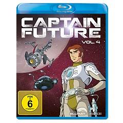 Captain Future - Vol. 4 Blu-ray