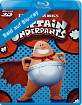 Captain Underpants: The First Epic Movie 3D (Blu-ray 3D + Blu-ray + DVD + UV Copy) (UK Import ohne dt. Ton) Blu-ray