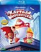 Filmen om Kaptajn Underhyler (DK Import) Blu-ray
