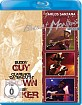 Carlos Santana presents Blues at Montreux 2004 (Neuauflage) Blu-ray