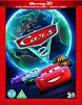 Cars 2 3D (Blu-ray 3D + Blu-ray + Digital Copy) (UK Import ohne  Blu-ray