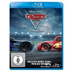Cars 3: Evolution Blu-ray