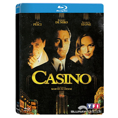 Casino - Steelbook (FR Import ohne dt. Ton) Blu-ray