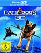 Cats & Dogs 2 - Die Rache der Kitty Kahlohr 3D (Blu-ray 3D + Blu-ray) Blu-ray