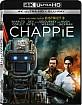 Chappie (2015) 4K (4K UHD + Blu-ray) (US Import ohne dt. Ton) Blu-ray