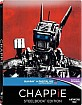 Chappie (2015) - HMV Exclusive Limited Edition Steelbook (Blu-ray + UV Copy) (UK Import ohne dt. Ton) Blu-ray