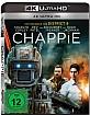 Chappie 4K (4K UHD + UV Copy) Blu-ray